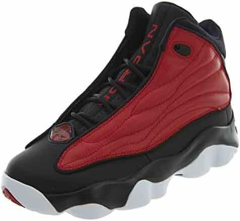 8c40c54c2ee7 Nike 407484-601  Jordan Pro Strong Gym Red Black Basketball Sneaker (6
