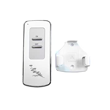 Gazechimp RF Fernbedienung Drahtlos Strom Schalter Switch ...