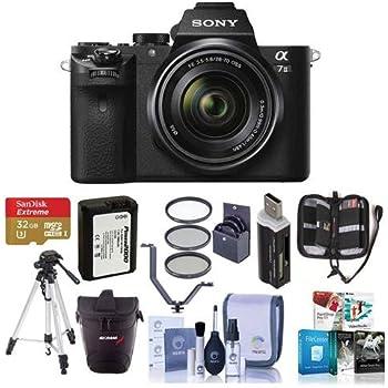 Amazon.com : Sony Alpha a7II Mirrorless Digital Camera