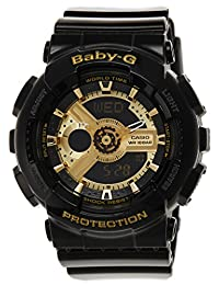 Casio Ladies Baby-G Analog-Digital Casual Quartz Watch (Imported) BA-110-1A
