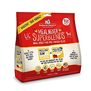 Stella & Chewy's Dried Meal Mixer Super Blends 8