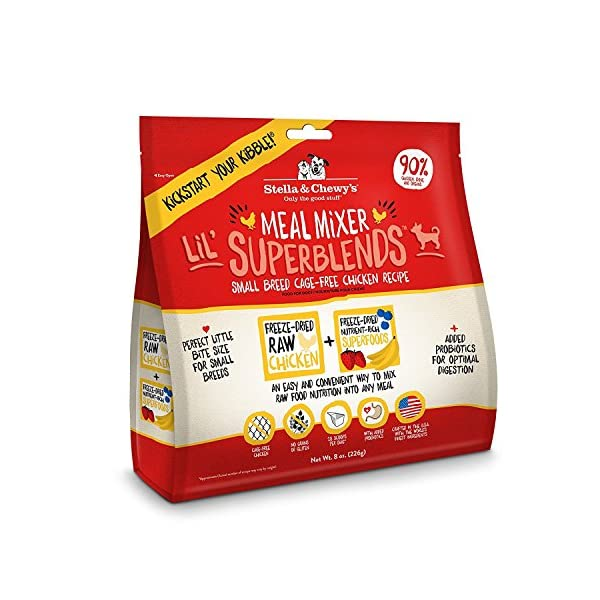 Stella & Chewy's Dried Meal Mixer Super Blends 1