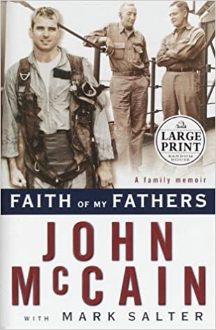 Faith of My Fathers (Random House Large Print)