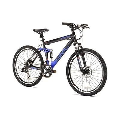 GMC Topkick Dual Suspension Mountain Bike