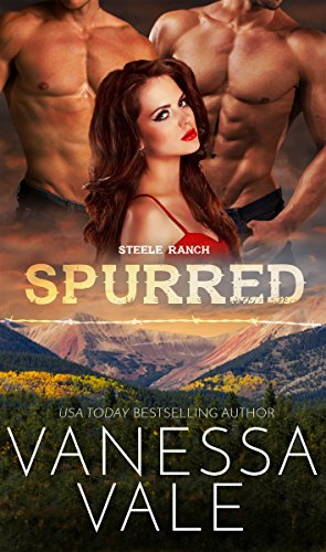 Spurred (Steele Ranch) cover