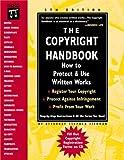 The Copyright Handbook, Stephen Fishman, 0873375483