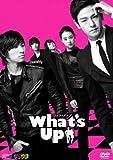 [DVD]What's Up (ワッツアップ) DVD Vol.1【全巻収納BOX付き2000セット初回限定生