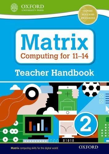 Download Matrix Computing for 11-14: Teacher Handbook 2 pdf