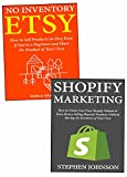 Ecommerce Store: Start an Ecommerce Store Even Without Buying Your Own Product Inventory. Etsy Marketing & Shopify Store Creation.