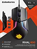 SteelSeries Rival 600 Gaming Mouse - 12,000 CPI