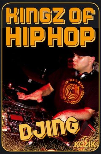 Kingz of Hip Hop - DJing Quartett: Das erste Hip-Hop-Kartenspiel