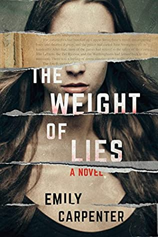 book cover of The Weight of Lies