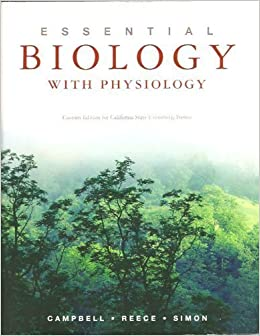 Essential Biology with Physiology & CD-ROM (Custom Edition for