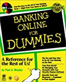 Banking Online For Dummies (For Dummies (Lifestyles Paperback))