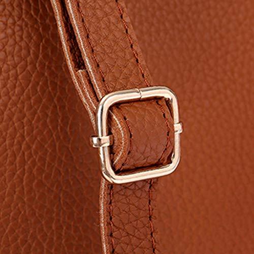 DDKK bags,Woman Bag 2019 Four-Piece Shoulder Bag Messenger Bag Wallet Handbag