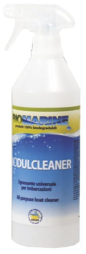 Italia Marine Bio dulcleaner desengrasante universal para barco, biodegradable 100% – 1 Botella spray