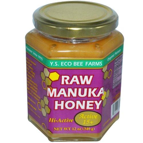 Raw Manuka Honey YS