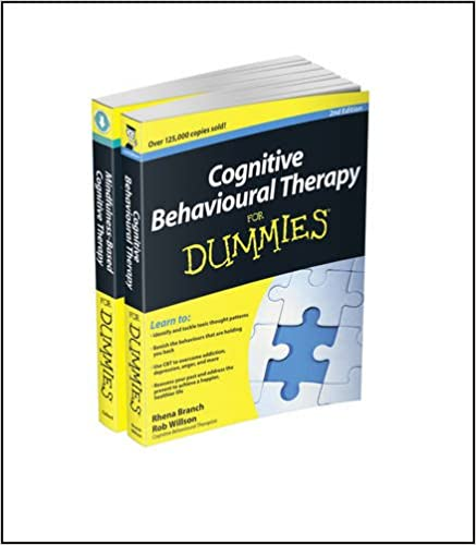 CBT For Dummies Collection - Cognitive Behavioural Therapy For Dummies/Mindfulness-Based Cognitive Therapy For Dummies