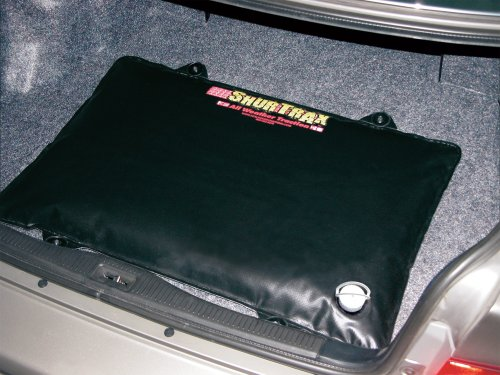 ShurTrax SHULW0036 LW-0036 All Weather Traction Aid for Auto/SUV, Black