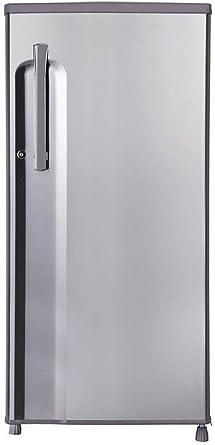 LG 188 L 2 Star Direct Cool Single Door Refrigerator(GL-B191KPZV, Shiny Steel)