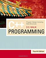 C++ Programming: Program Design Including Data Structures, 4th Edition Front Cover