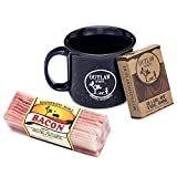 Outlaw's Breakfast Gift Set: Bacon Soap, Whiskey Soap, and a Mug (perfect for the cowboy or cowgirl in your life) Review