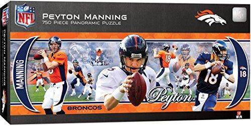 MasterPieces NFL Denver Broncos Peyton Manning Puzzle (750 Piece)