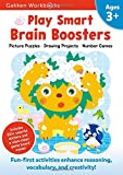 Play Smart Brain Boosters 3+: For Ages 3+ (Gakken Workbooks)