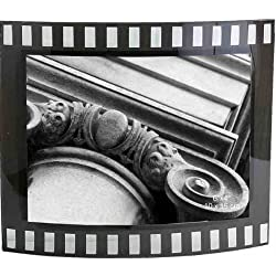 3 Pieces Glass Picture Frame 6x4 With Film Strip