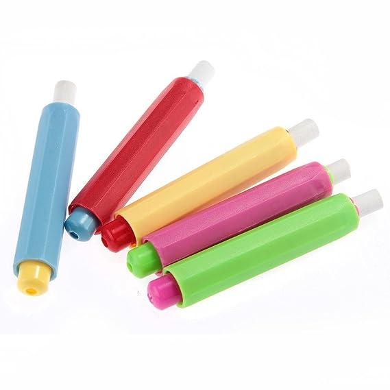 5 Stueck Tafel Kreide Plastik Farbmischung Schutz Gehaeuse
