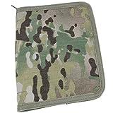 Rite in the Rain Weatherproof CORDURA Fabric, 1/2'' Ring Binder Cover, 6 3/4'' x 8 7/8'', MultiCam Cover (No. C9200M)