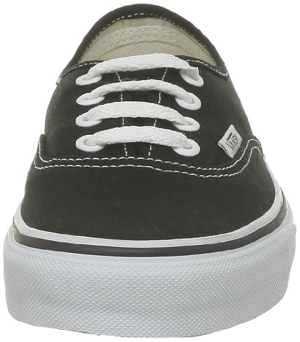 Vans U Authentic, Zapatillas De Deporte Unisex Negro (Black)
