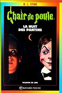 """Afficher """"Chair de poule Nuit des pantins (La)"""""""