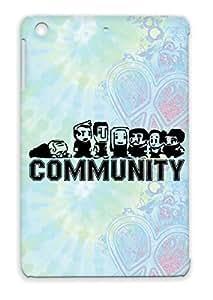 TPU Community Team Community Cartoons Designers Programmers Nerd Geek Geek Anime Nerdcore Black Cover Case For Ipad Mini