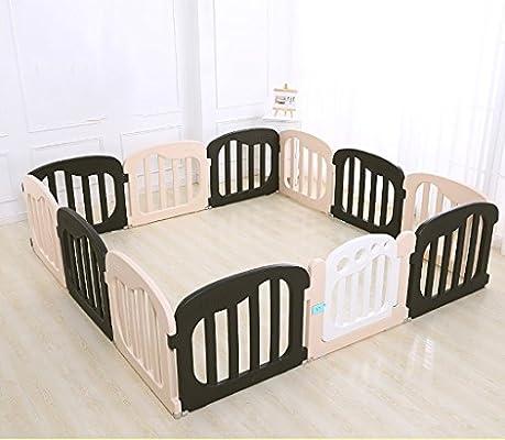 YHDD Cerca de Gatear para bebés Protección de Seguridad de Juguete ...