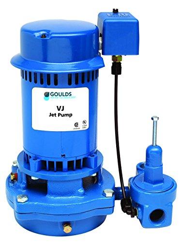 (Goulds VJ10 60HZ Vertical Deep Well Pump 1HP)
