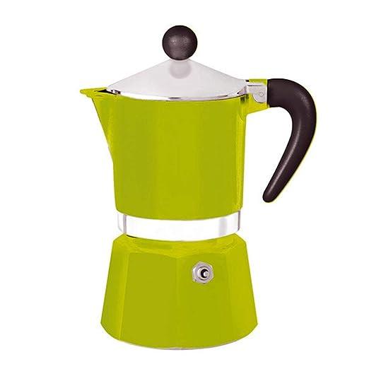 ODDINER Café Moka Pot Hogar Utensilios de café Mocha Cafetera ...