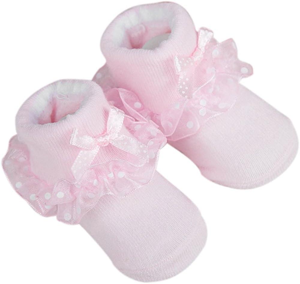 VEKDONE Unisex-Baby Newborn Cozie Fleece Bootie