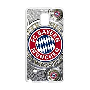 Fc Bayern Munchen Fashion Comstom Plastic case cover For Samsung Galaxy Note4