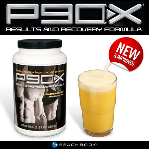 P90X Results and Recovery Formula: 30-Day Supply, Tub