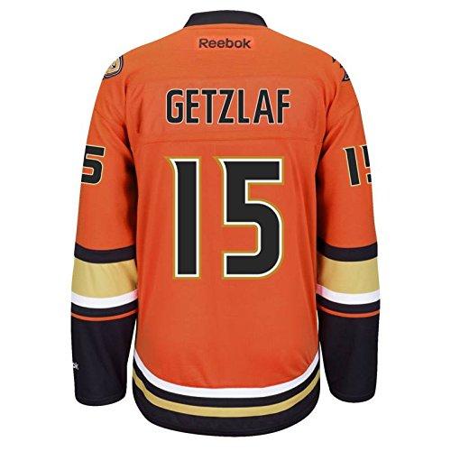 0178a2ad0 Amazon.com   Ryan Getzlaf  15 Anaheim Ducks Orange Alternate Reebok Premier  Jersey (XL)   Sports   Outdoors