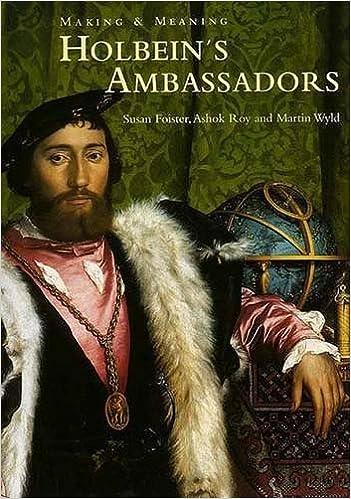 hans holbein the ambassadors analysis