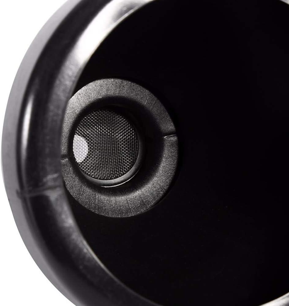Alivier Voiture Injecteur de Carburant de Voiture Entonnoir de Carburant r/éservoir avec Filtre Outil de Conduite durgence