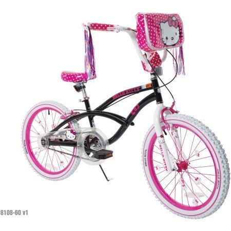20'' Hello Kitty Girl's BMX Bike/Color: Pink