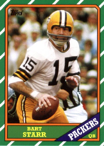 2013 Topps Archives NFL Football Card #110 Bart Starr Mint Bart Starr Memorabilia