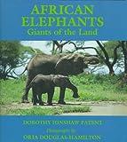 African Elephants, Dorothy Hinshaw Patent, 0823409112