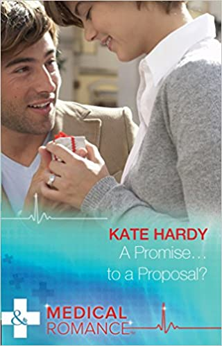 Book A Promise...to a Proposal?