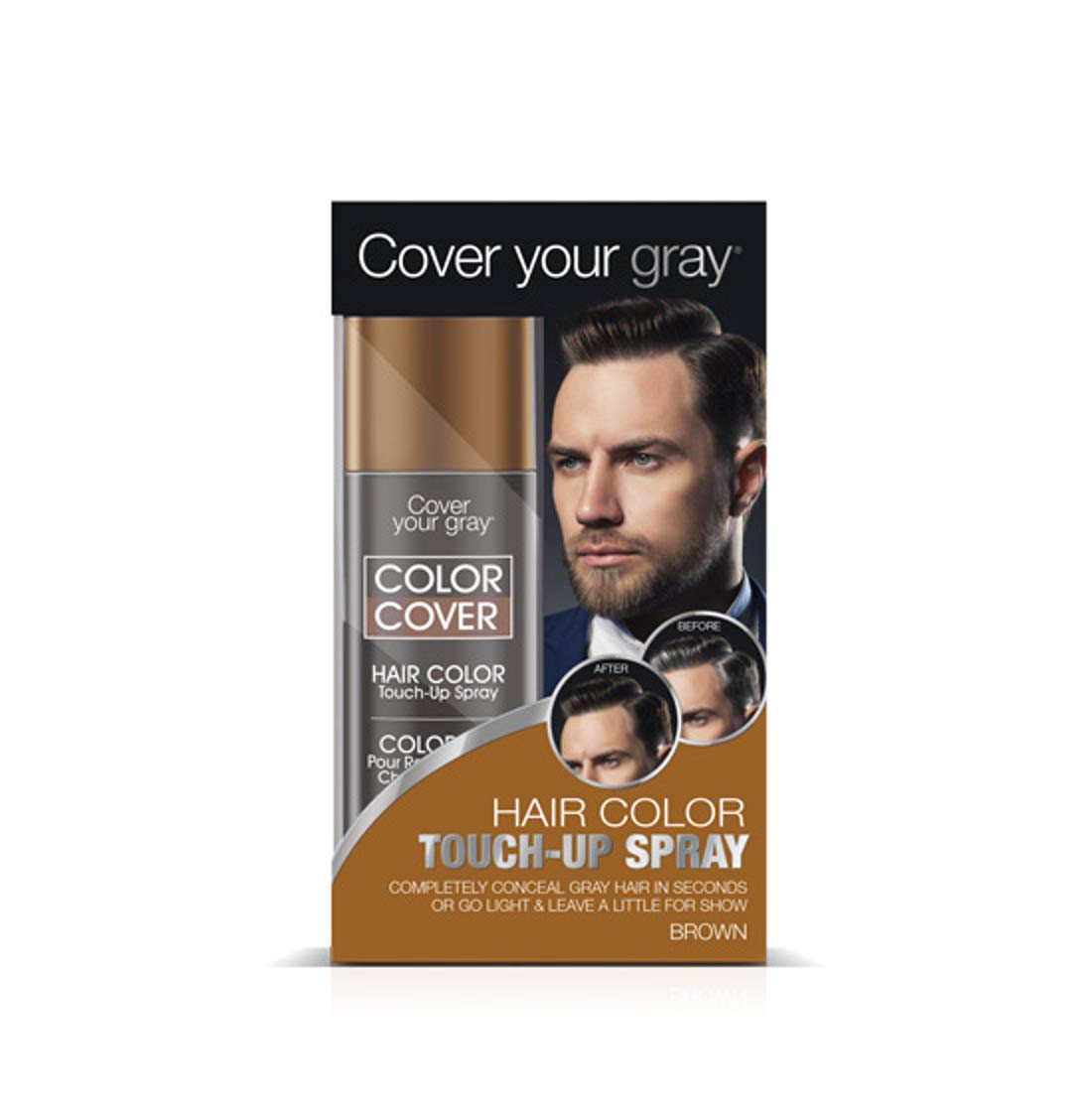Cover Gray Hair Color Spray Topsimages