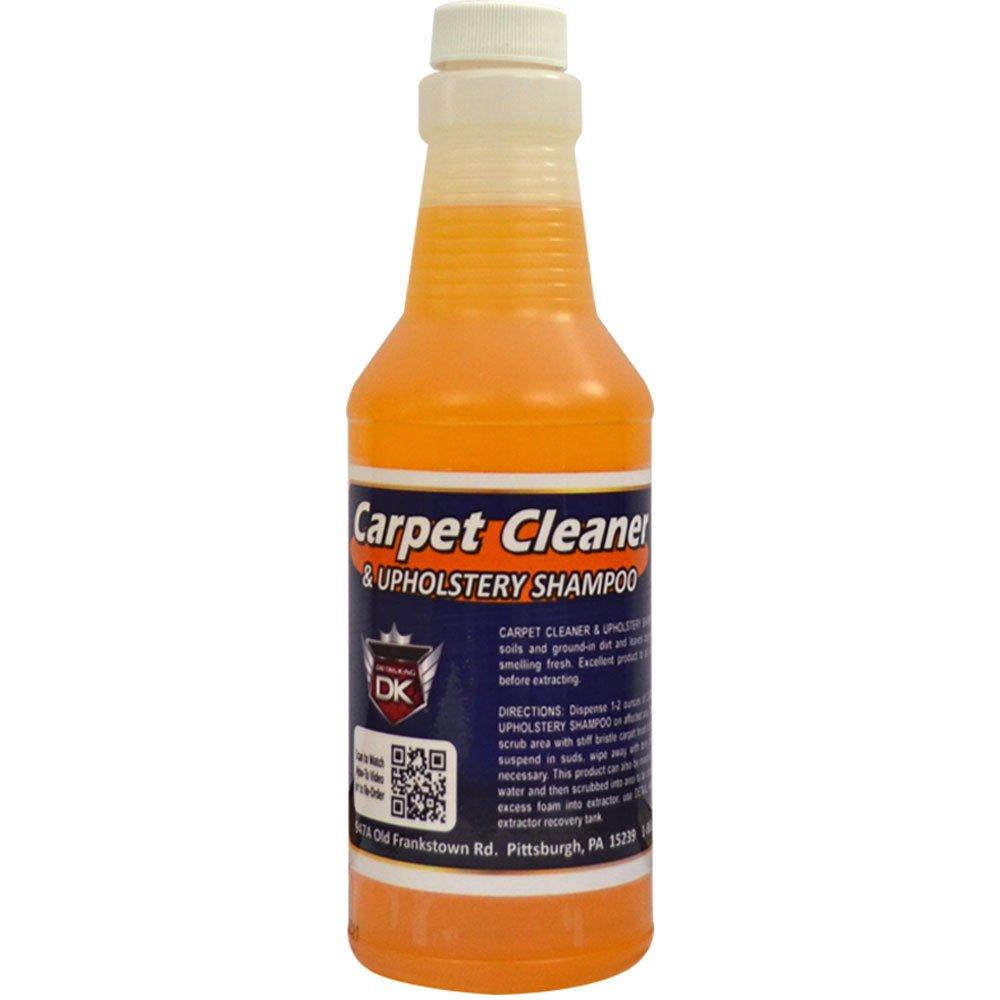 Detail King Automotive Carpet Cleaner & Upholstery Shampoo Quart