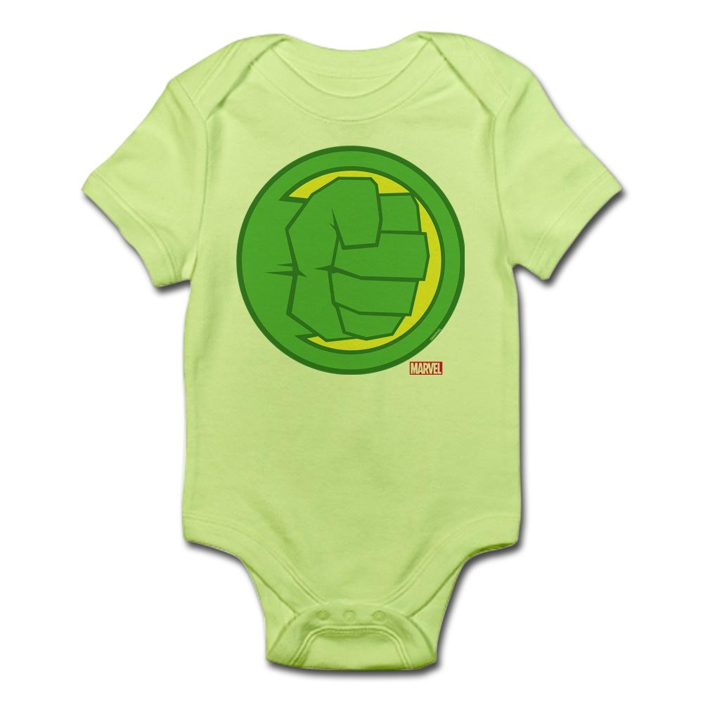 Cafepress Hulk Fist Icon Cute Infant Bodysuit Baby Romper